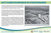 Alte Flurbezeichnungen in Strassennamen   Standort: EKZ Binnenfeldredder