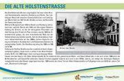Die Alte Holstenstraße Standort: Sander Damm/Alte Holstenstraße vor Haspa