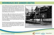 Wohnhaus des Sander Arztes Standort: Lohbrügger Markt 5 (KiKu)