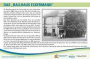 """Das """"Ballhaus Eckermann""""   Standort: Höperfeld/Höperstieg"""