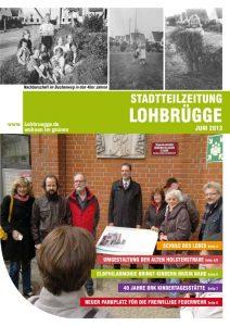 thumbnail of Stadtteilzeitung Lohbrügge
