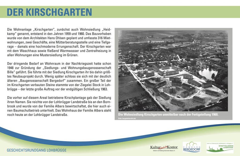 Der Kirschgarten   Standort: Kirschgarten 2